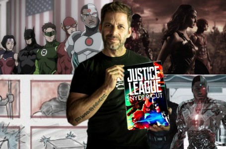 'Justice League' Photographer Says Film Got Butchered, Addresses Possibility Of A Snyder Cut