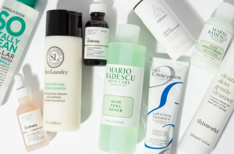 Skincare at the move